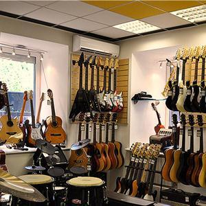 Музыкальные магазины Давыдовки