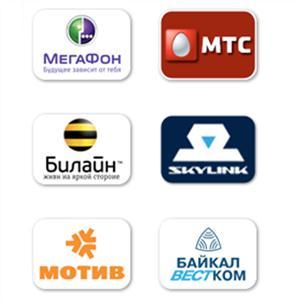Операторы сотовой связи Давыдовки