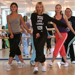 Школы танцев Давыдовки