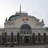 Железнодорожные вокзалы в Давыдовке