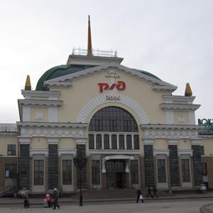 Железнодорожные вокзалы Давыдовки